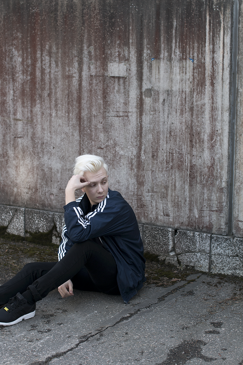 SPORTY VIBES | Men´s fashion, more on my blog.  PHOTOS: Ella Viinikainen MODEL: Jere Viinikainen