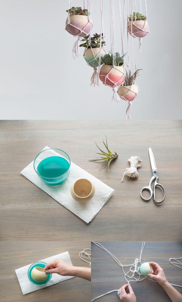 jardin-colgante-algodón-diy-muy-ingenioso-2