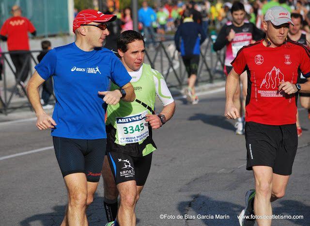 11873 Atletismo Xvii Media Maratón Ciudad De Getafe Madrid Domingo 31 De Enero De 2016 A Las 10 30 Horas Salida En La A Media Maraton Atletismo Maraton