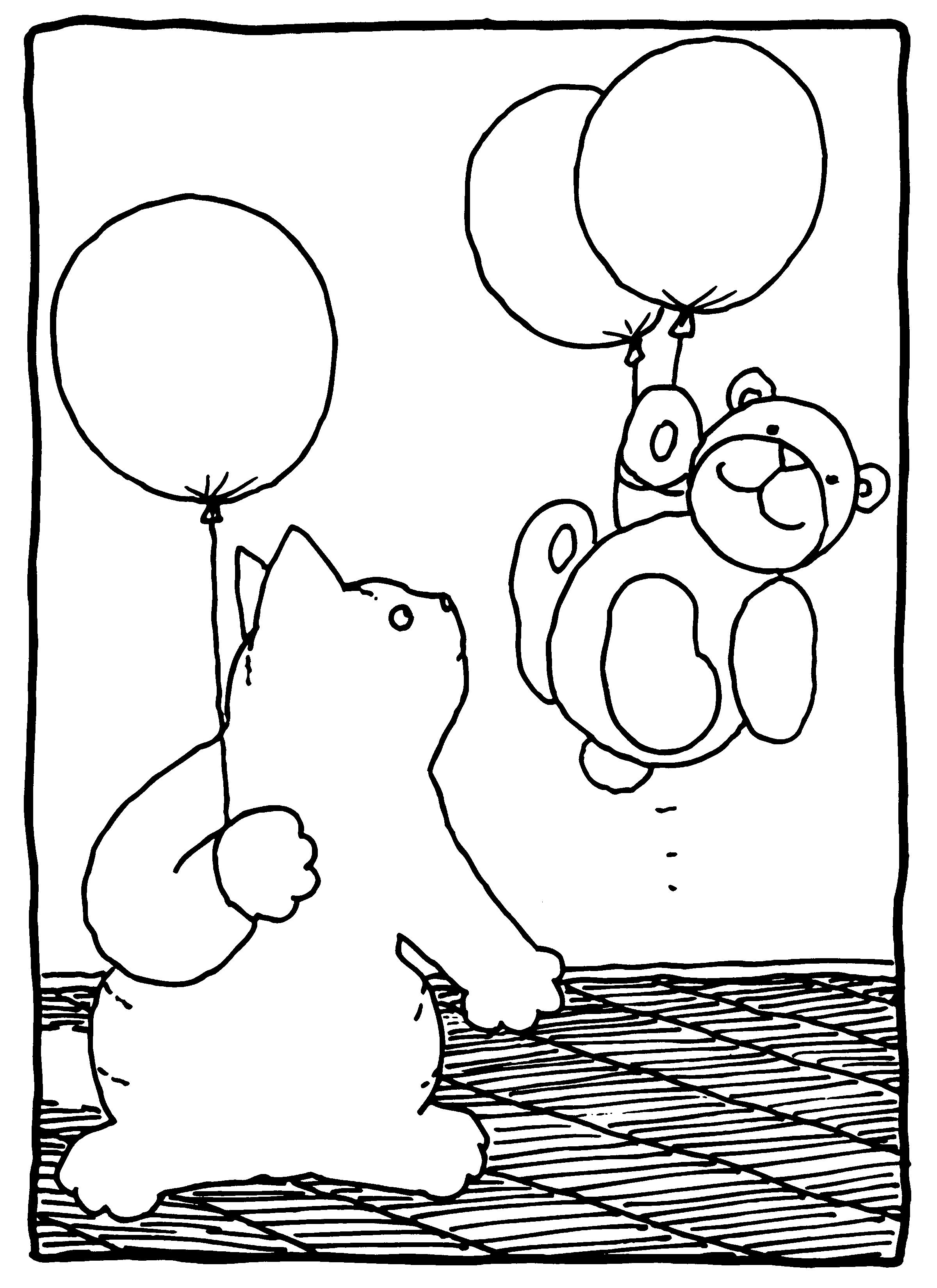 dikkie dik kleurplaten leer tekenen en tekenen