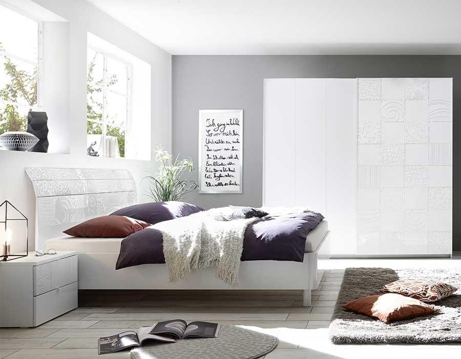 Dressing blanc design | HcommeHome | Peinture chambre ...