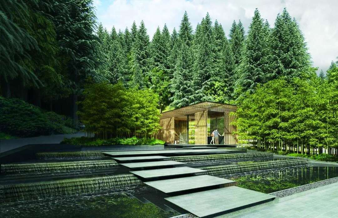 Paradise in Portland: Kengo Kuma to Bring a Little Piece of Japan to the Pacific Northwest - Architizer