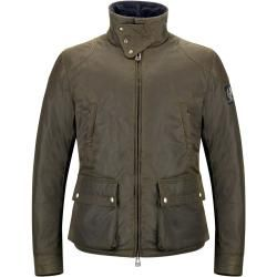 Photo of Belstaff Kepple Gate Jacke Grün S Belstaff