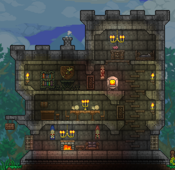 Capture 2015 07 14 15 29 32 Png Terraria House Ideas