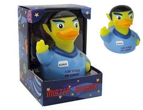 Image result for spock rubber duck