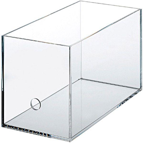 Superior MUJI   Acrylic CD Stackable Box For Light Bulbs Etc