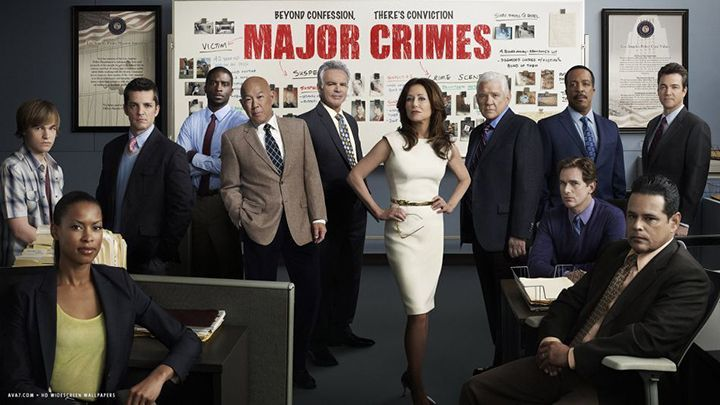 Seriál Major Crimes Online Major Crimes Crime Tv Series Crime