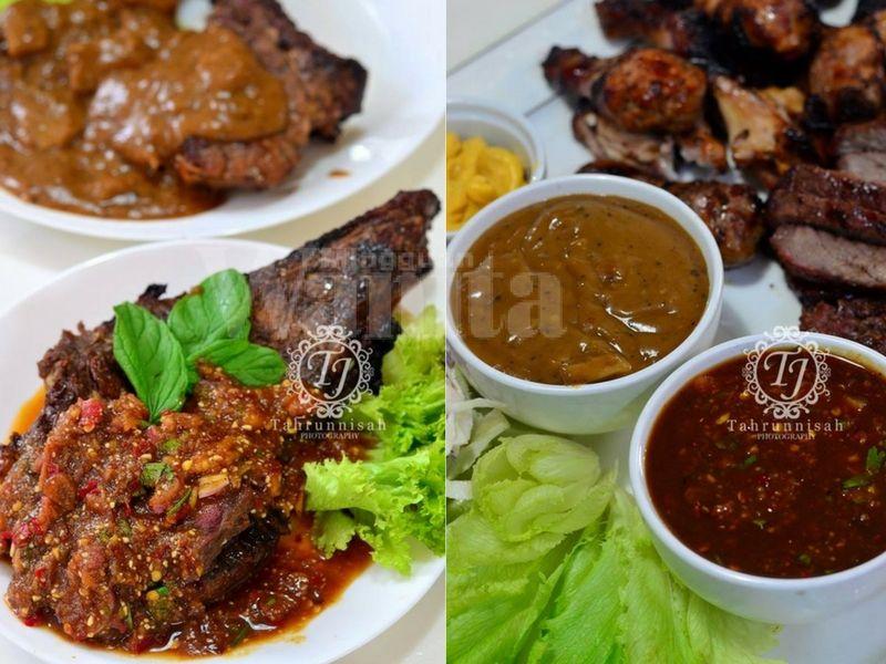 Resepi Daging Bakar Harimau Menangis Memang Terangkat Habis Recipes Food Meat