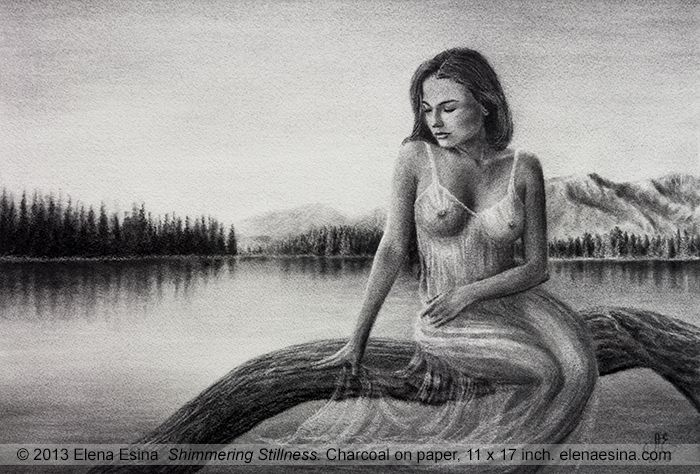 Artistic european nudes