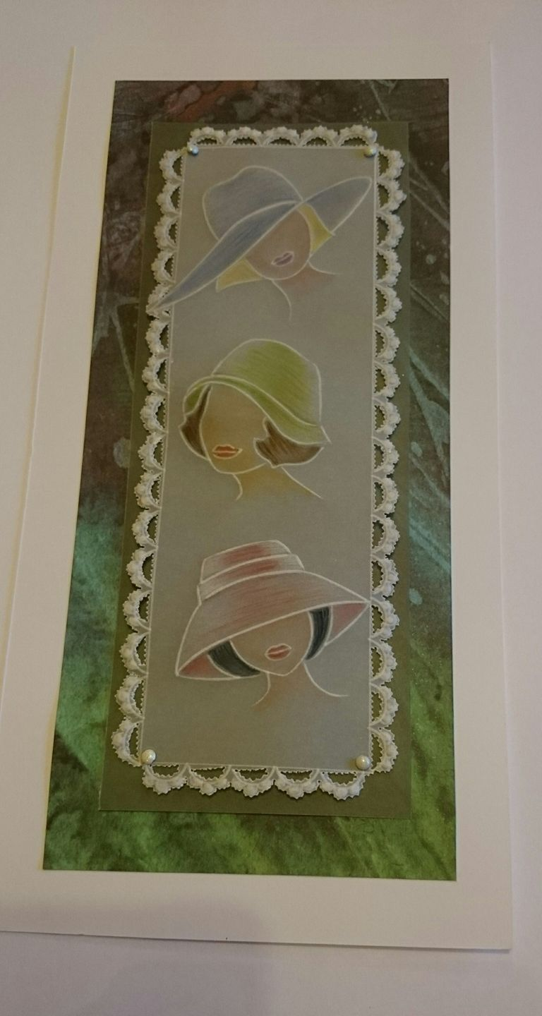 Pin by anita ferencz on Groovi Fashion Parchment cards