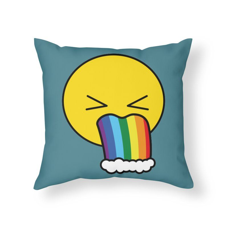 Puke Rainbow Emoji Emoji Rainbow Illustration