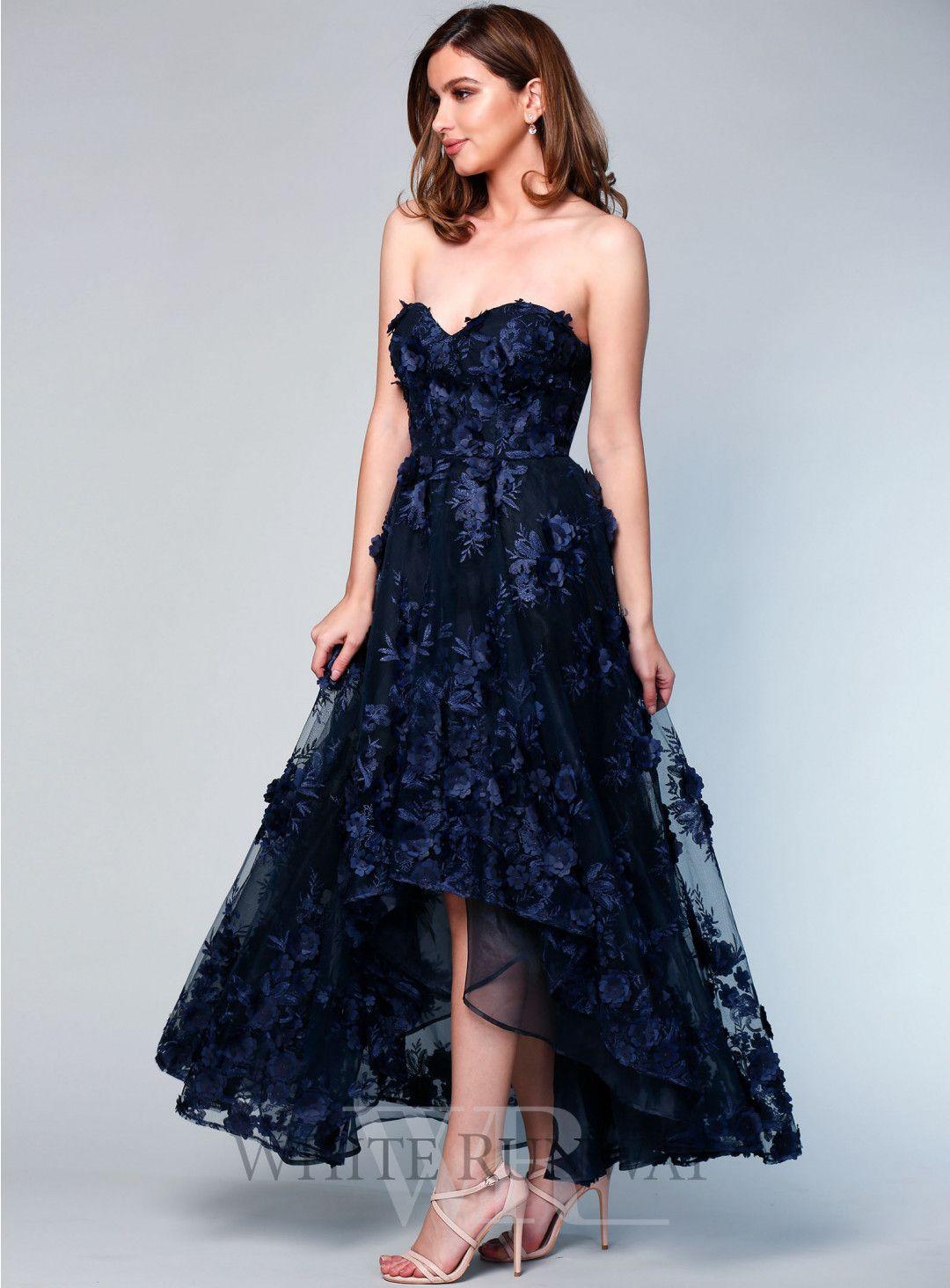 307a1137d6 Rosetta Lace Gown. A stunning full length dress by Grace   Hart. Features a  sweetheart neckline