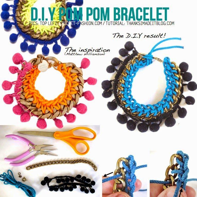 donneinpink magazine: Diy pom pom - Tutorial imperdibili