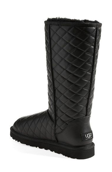 Ugg 174 Classic Tall Diamond Quilted Boot Women Ugg