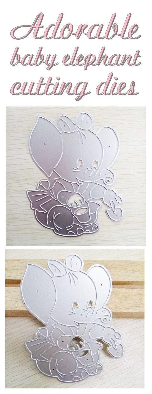 Animal Metal Cutting Dies Stencils For Walls Painting DIY Scrapbooking Cutting Cardmaking Dies Embossing Folder Crafts Supplies