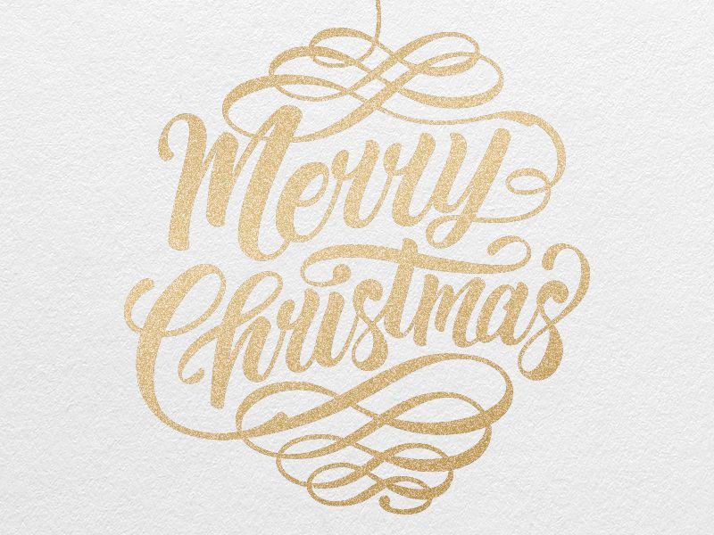 Merry Christmas | Ornament, Card stock and Christmas cards