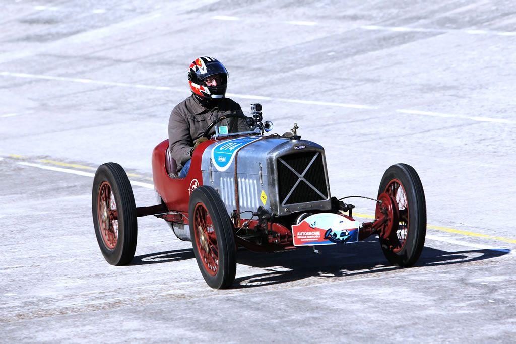 Salmson S4C Sport - 1933