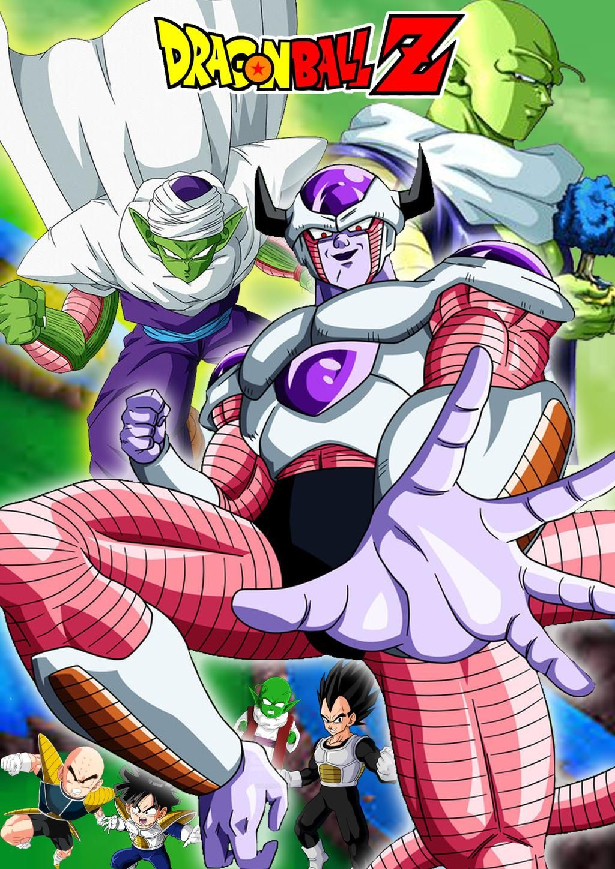 Piccolo's Best fight 01 Piccolo vs Freeza by AriezGao on