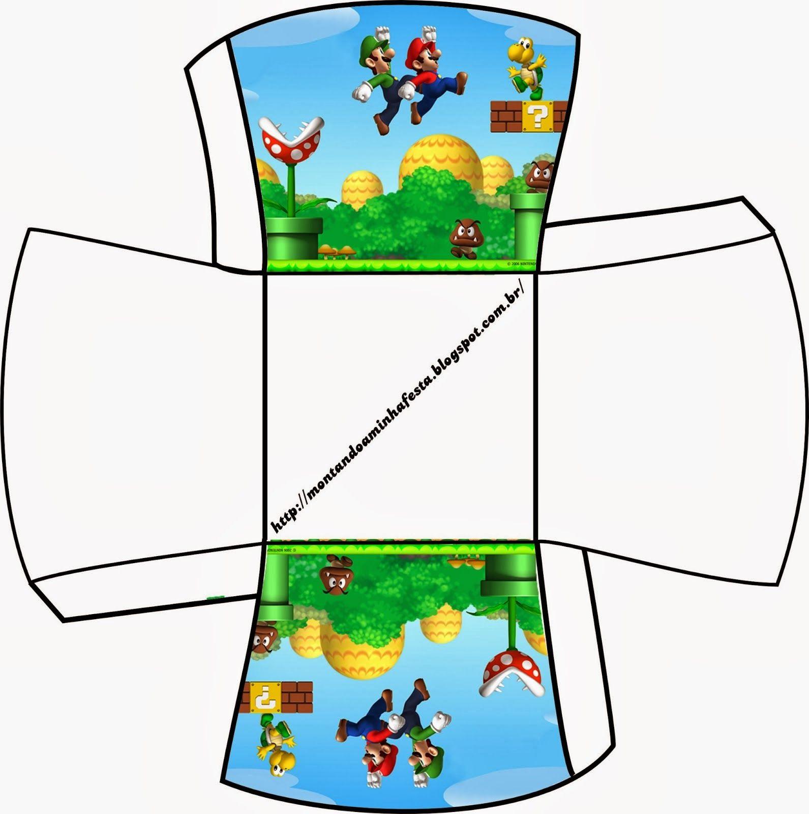 Meilleur De Photo Mario Bros A Imprimer