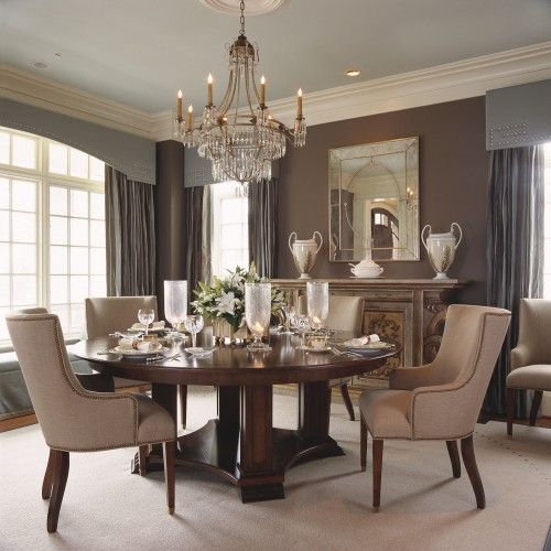 Like This Dining Room From Houzz Com Traditional Dining Rooms Dining Room Design Dining Room Images