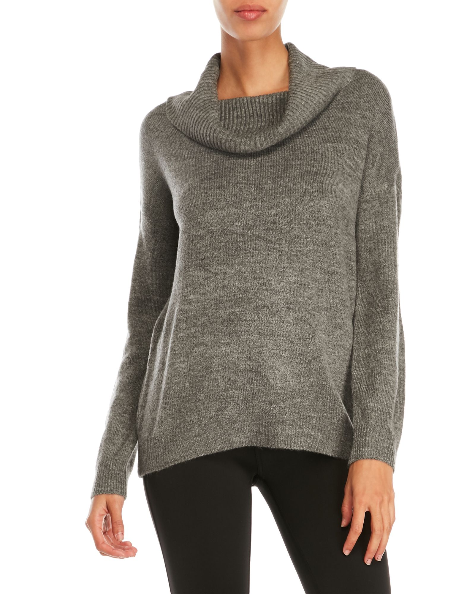 Cowl Neck Sweater | Cashmere turtleneck, Sweaters, Turtle neck