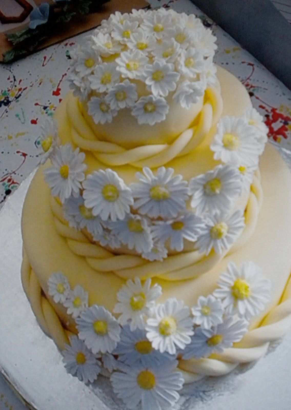 Pin By Beckey Douglas On Daisy Cakes Pinterest Cake And Food