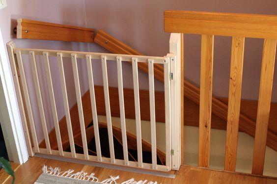 Fantastisk barngrind trappa - Google Search | grind | Trappa och Pyssel WY-93