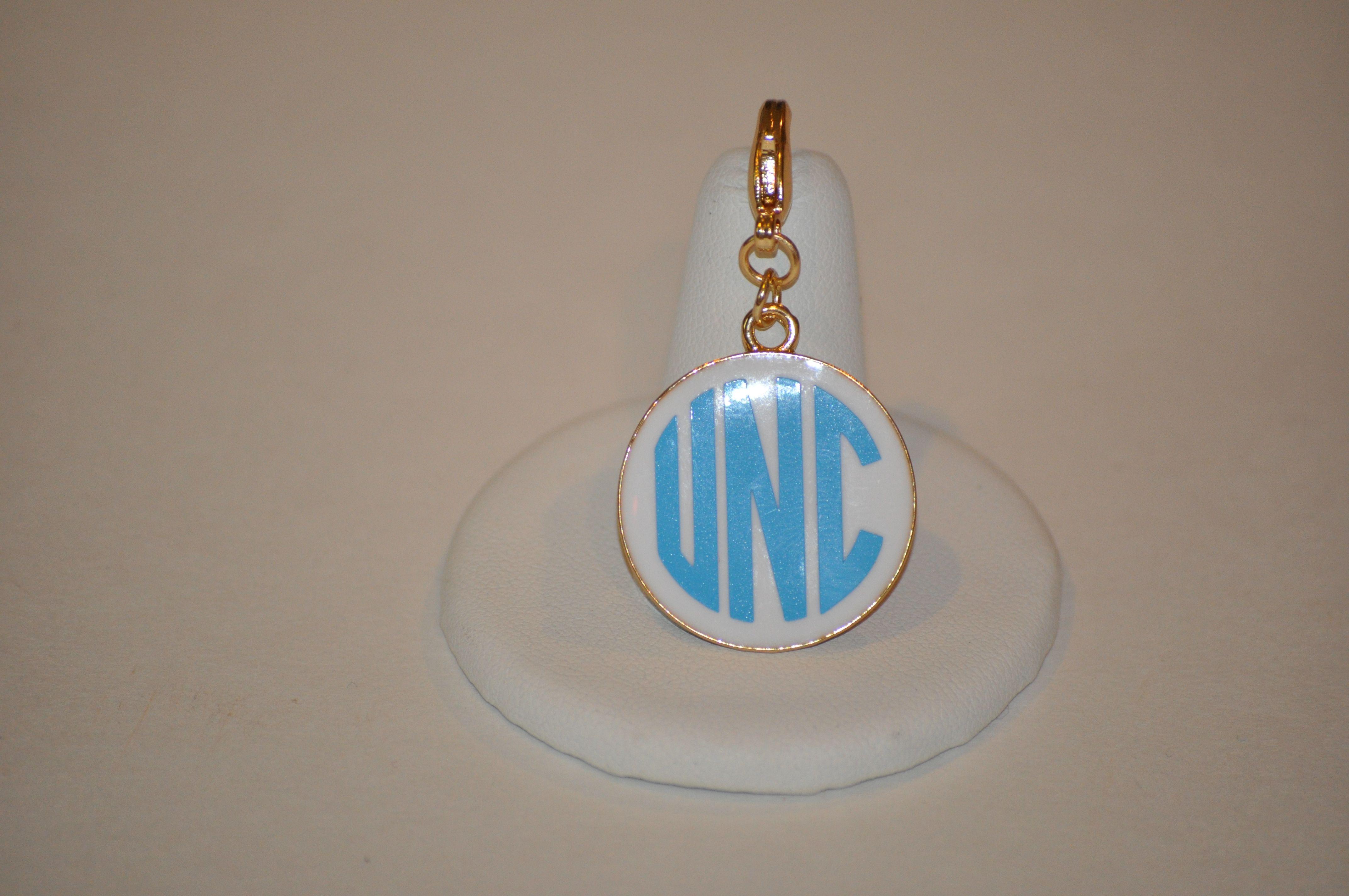 UNC Collegiate Color Ring! School Pride!