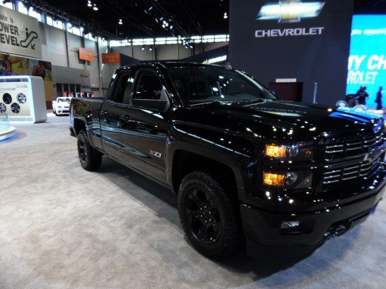 Chevy Silverado Midnight Edition Allie Pinterest Chevrolet