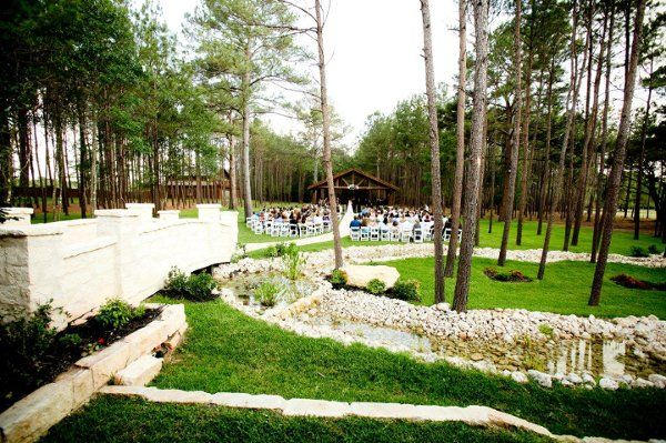 Crystal Springs By The Events Wedding Ceremony Reception Venue Texas Houston Beaumont And Surrounding Areas