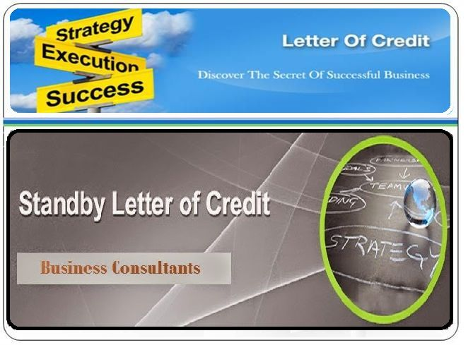 The standby letter of credit is a guarantee that is provided by - guarantee letter