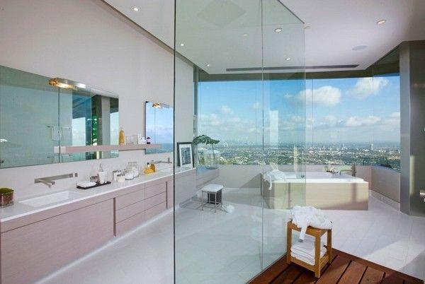 Beeindruckend Moderne Wohnideen ~ Beeindruckende moderne villa in los angeles moderne villa