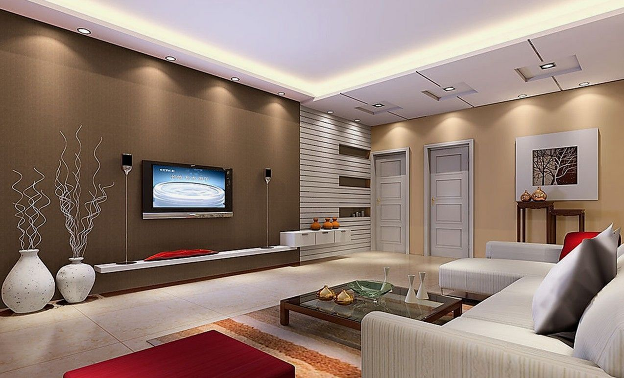 Interior Decoration Ideas For Hall
