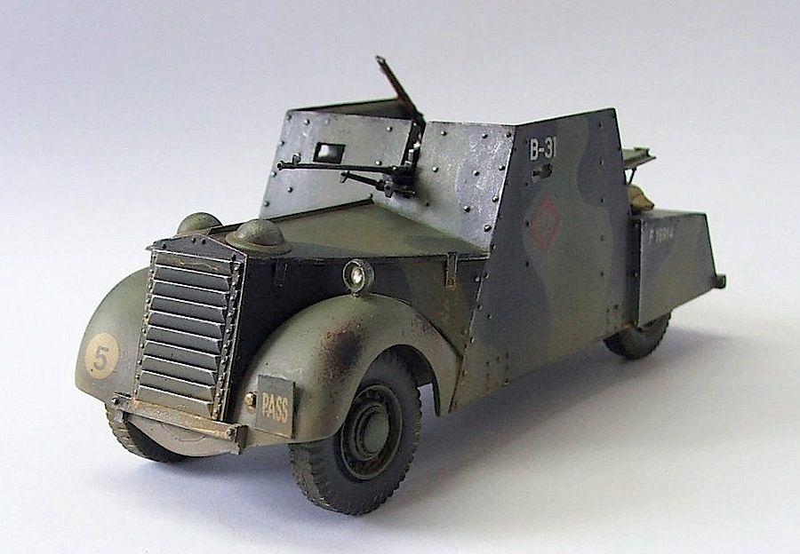 Beaverette Mk.II