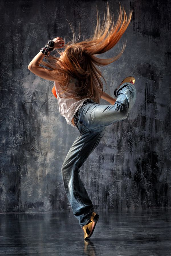 dance studio The Dancer modern portrait digital download modern dance living room decor