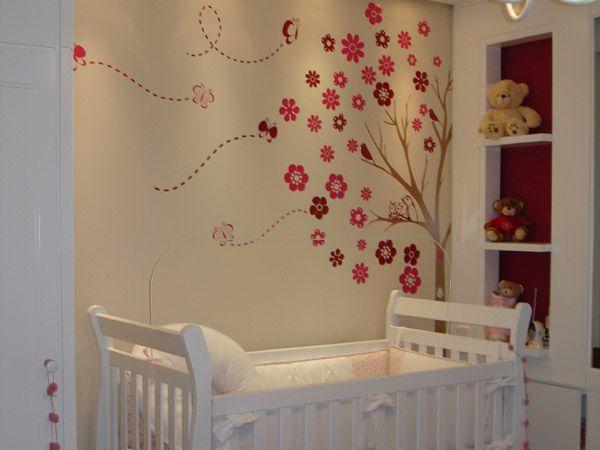 Resultado de imagem para adesivos quarto de bebe