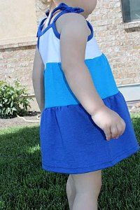 Tiered Top from T-Shirts | AllFreeSewing.com