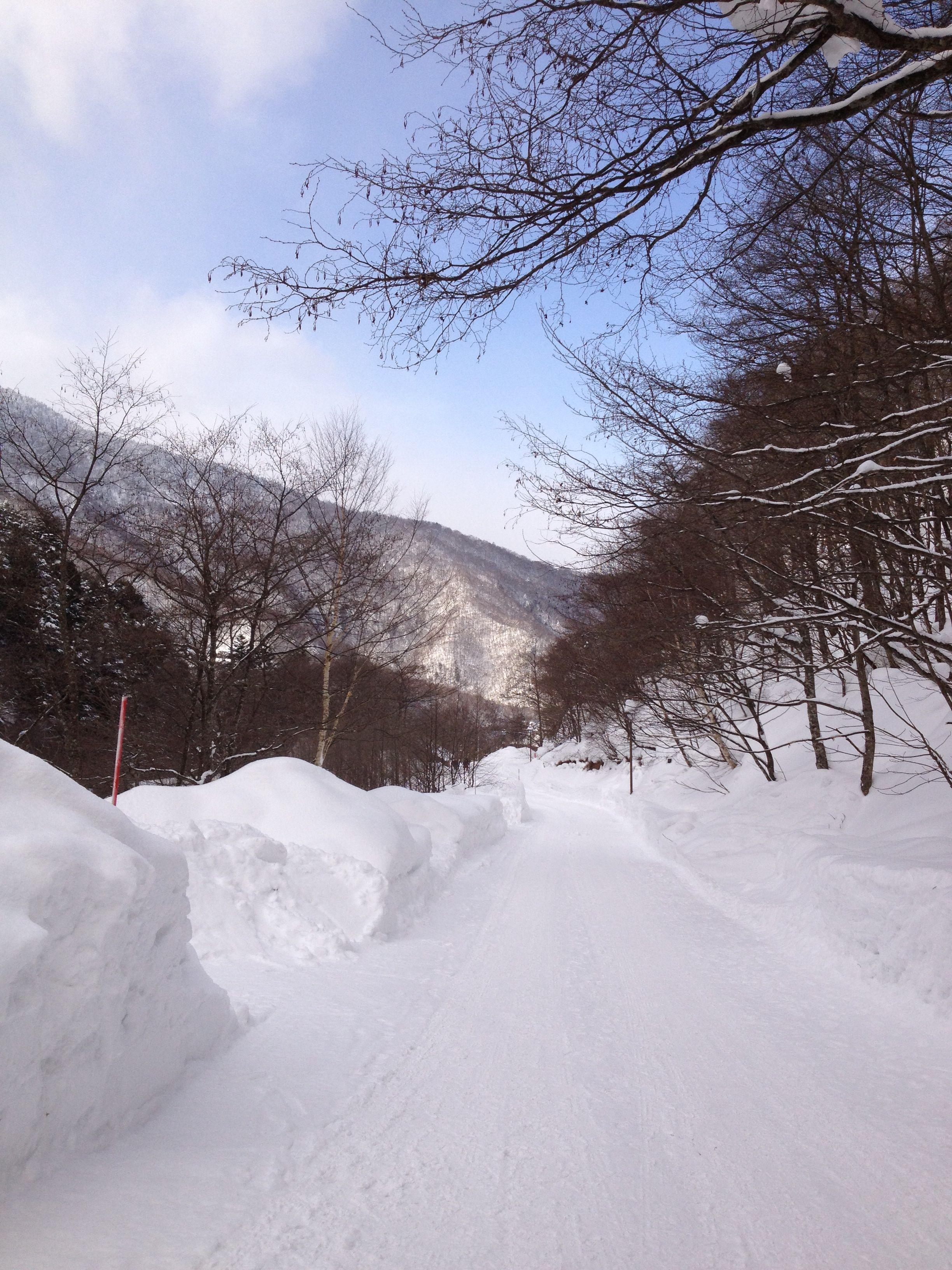 北陸 in Japan