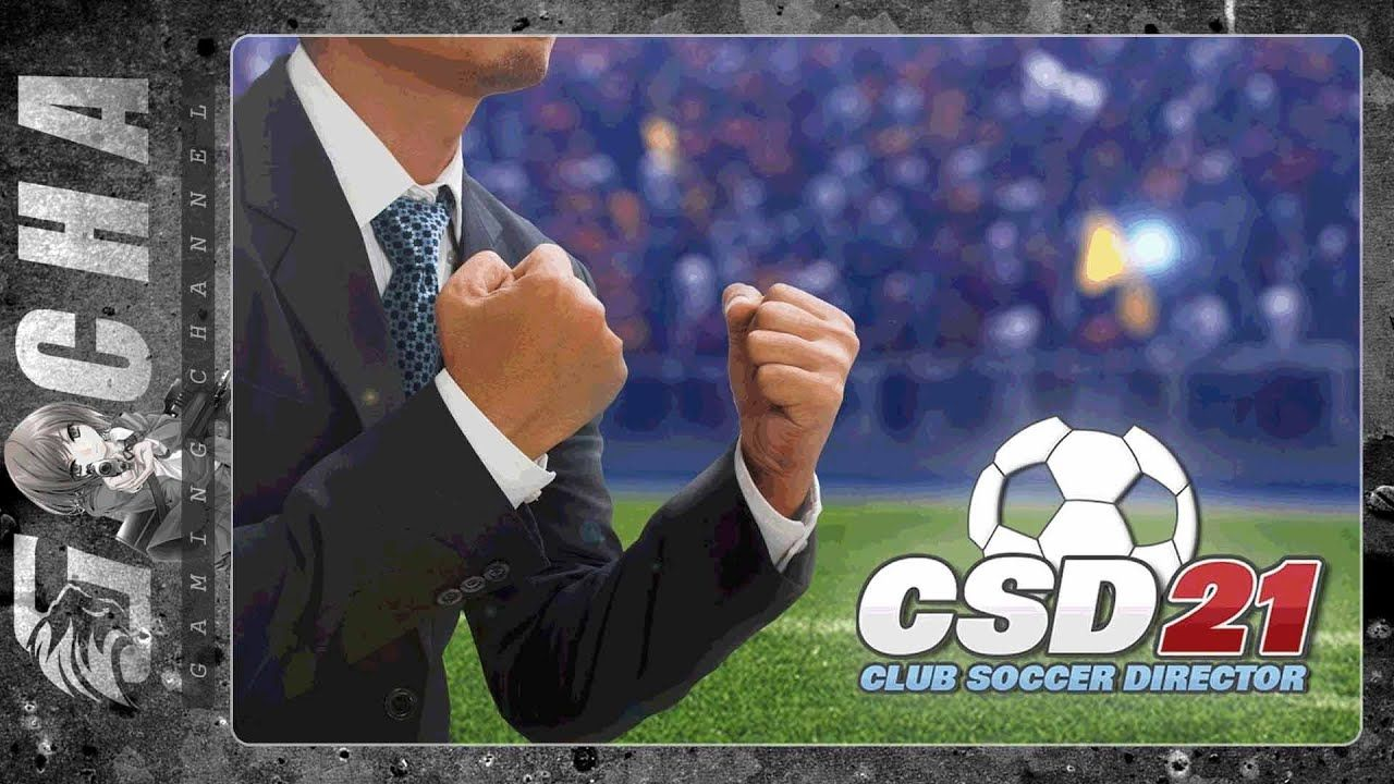 Club Soccer Director 2021 Soccer Club Manager Ios Android Gameplay Di 2020