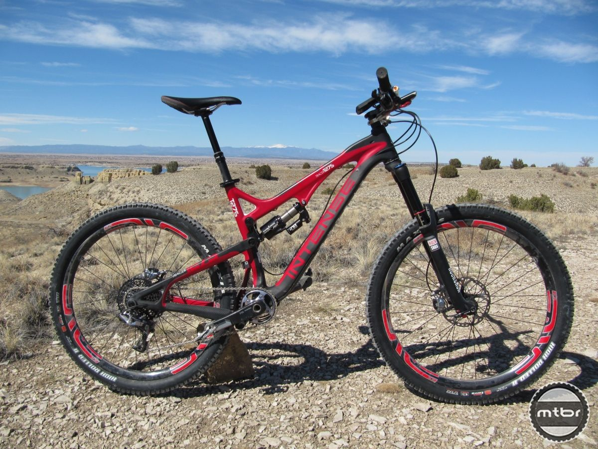 Review Intense Tracer T275 Carbon Mtbr Com With Images