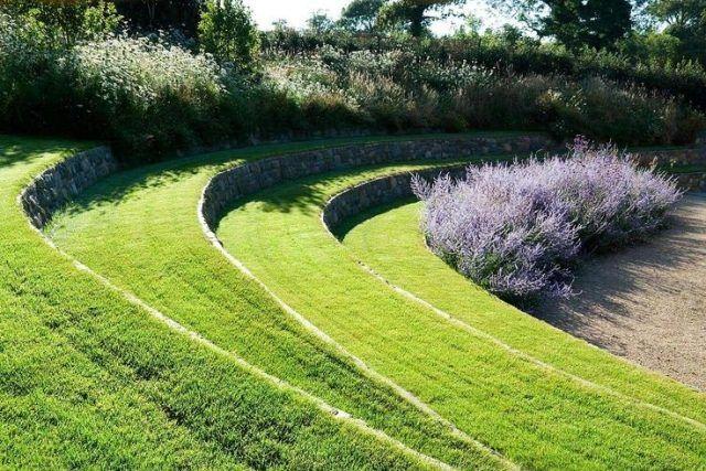 Garten Und Landschaft-design Tipps-beim Treppen-bau | Landscape ... Tipps Gartengestaltung Garten Designs