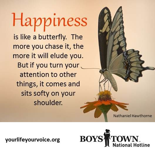 Happiness | yourlifeyourvoice.org | #quotes