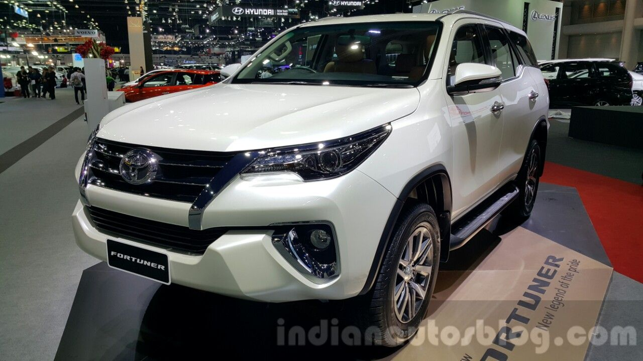 2017 toyota fortuner changes redesign release date