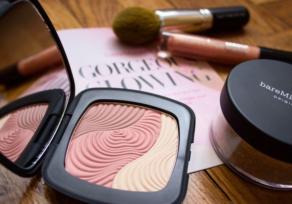 bareMinerals Gorgeous Glowing Collection für den perfekten Sommer-Look!