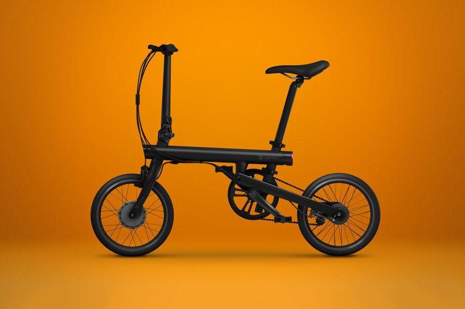 Xiaomi Unveils A Foldable Electric Bicycle Kendaraan