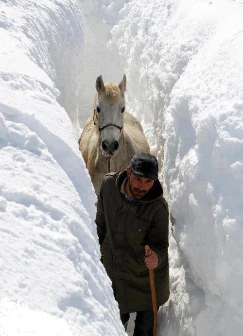 Wow! Winter in Kurdistan