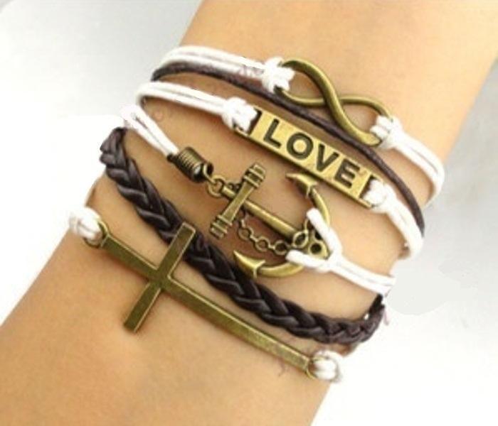 Love Bracelets for Girls   Women Fashion   Pinterest   Bracelets ...
