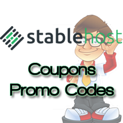 StableHost web hosting coupon