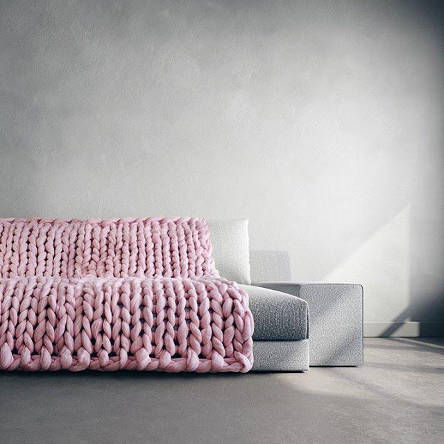 Anna Marinenko Amazing Hand Knit Blankets Ohhio Etsy Com