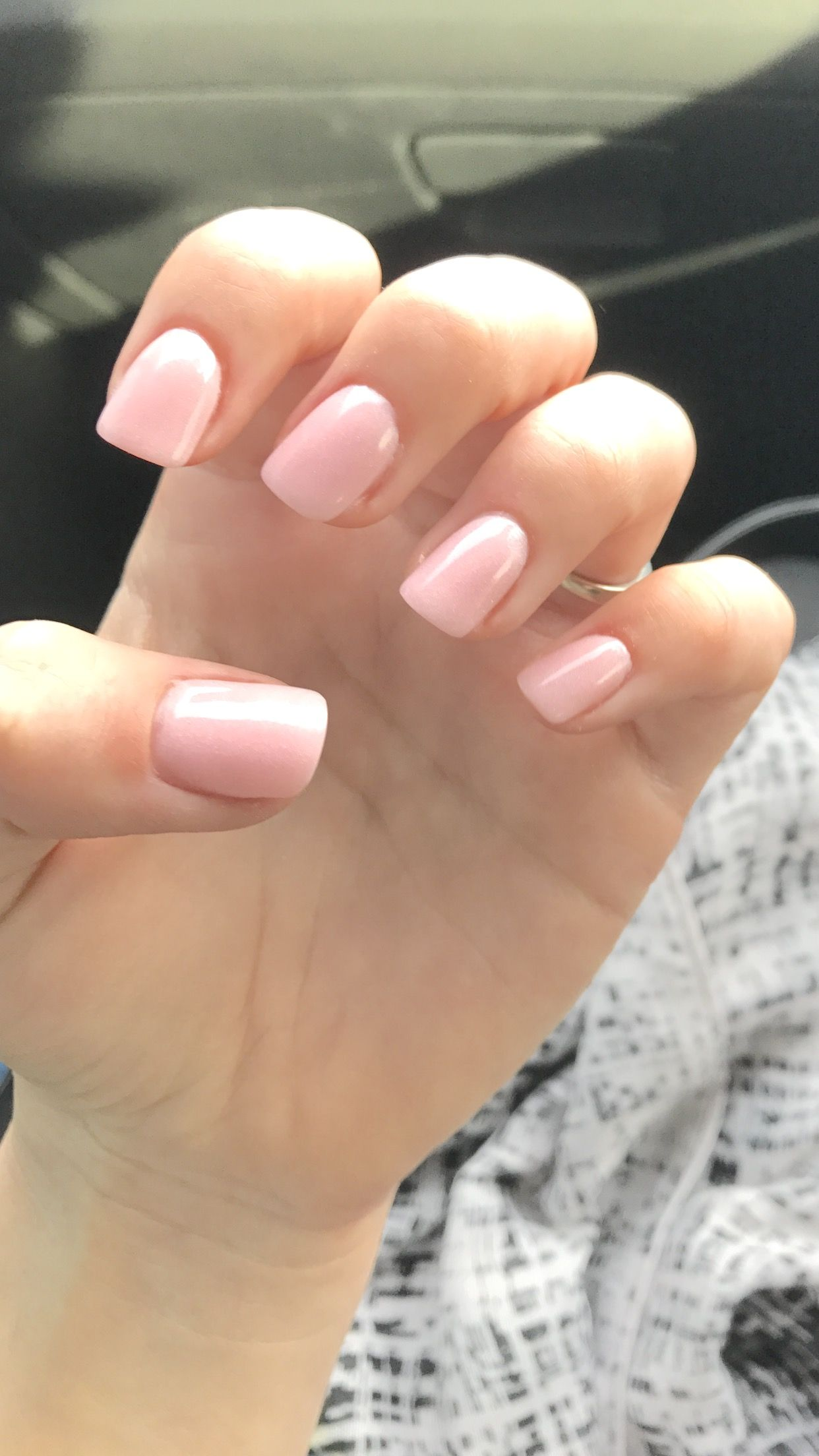 Sns Nails # N5 Pink